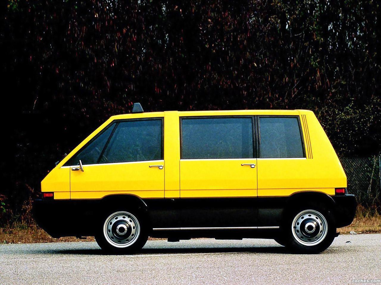 Foto 5 de New York Taxi Concept italdesign 1976