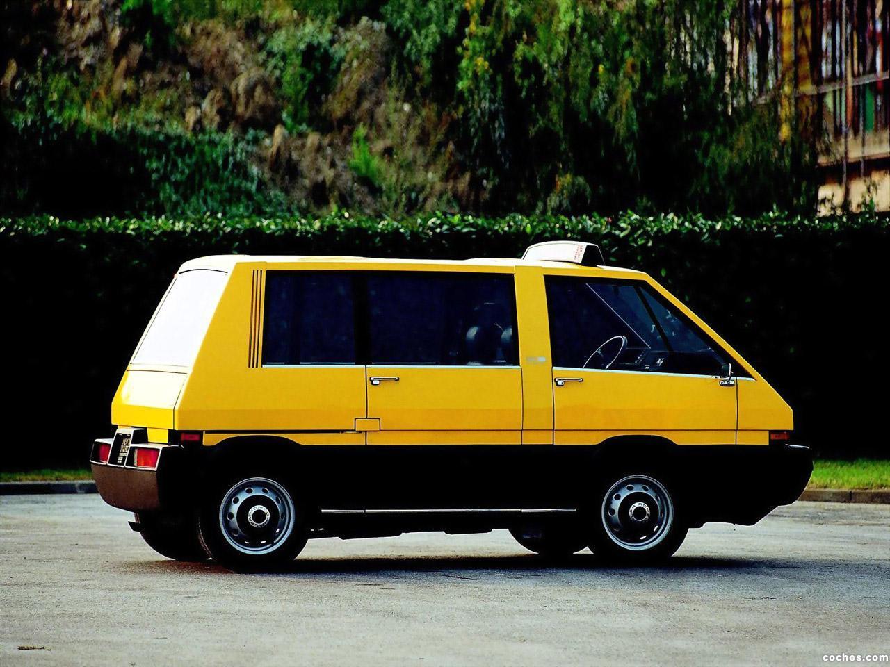 Foto 3 de New York Taxi Concept italdesign 1976