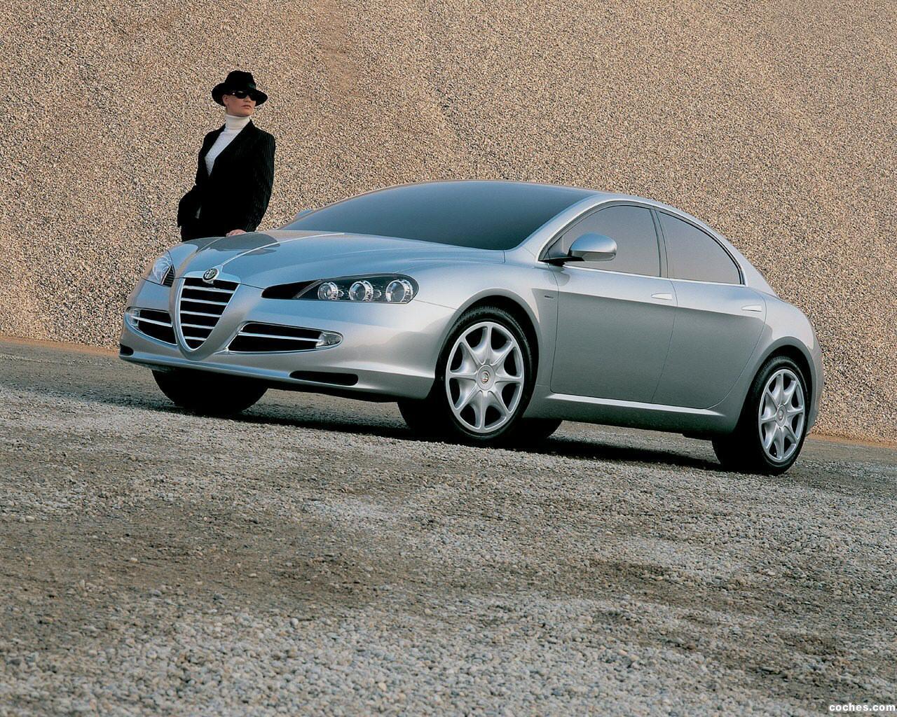 Foto 3 de Alfa Romeo Visconti 2004