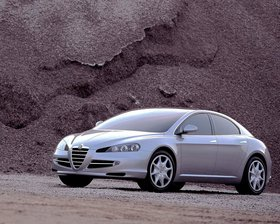 Ver foto 5 de Italdesign Alfa Romeo Visconti 2004
