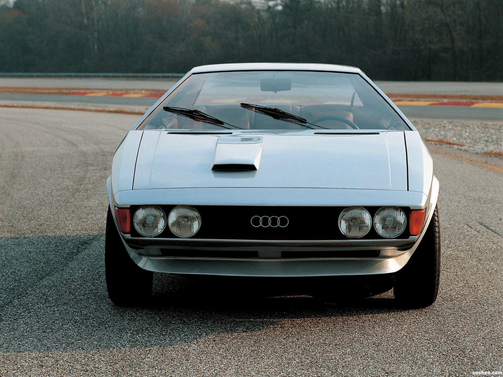 Foto 0 de Italdesign Audi Karmann Asso Di Picche 1973