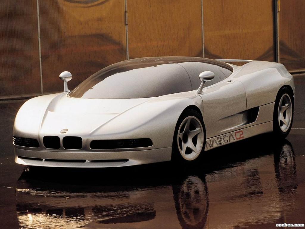 Foto 0 de Italdesign BMW Nazca C2 Spyder 1991