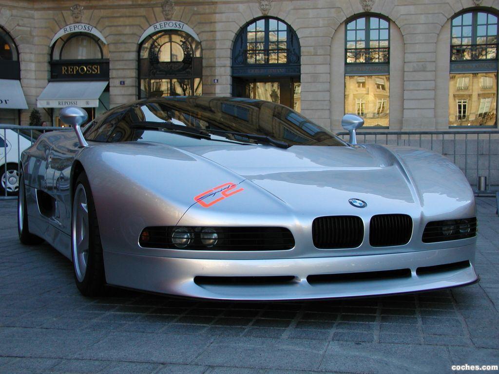 Foto 6 de BMW Nazca C2 Spyder 1991