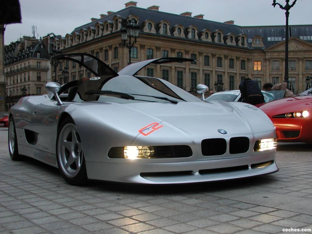 Foto 4 de BMW Nazca C2 Spyder 1991