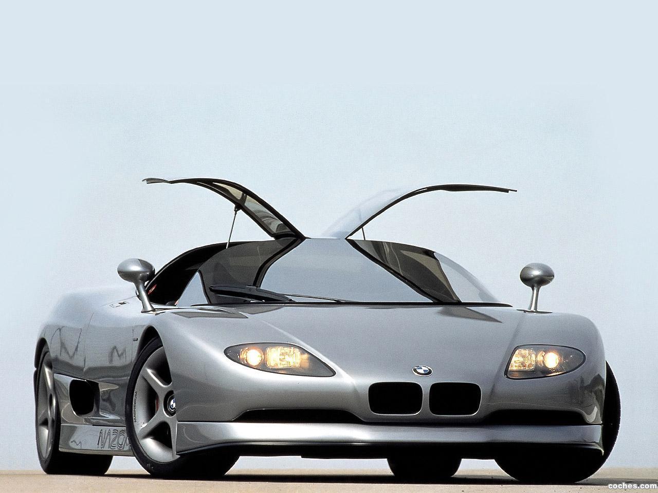Foto 0 de Italdesign BMW Nazca M12 1991