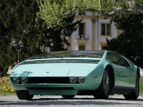 Fotos de Italdesign Bizzarrini Manta