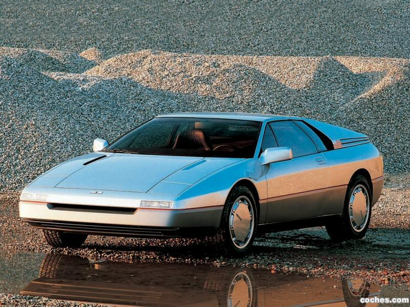 Foto 0 de Italdesign Ford Maya 1984