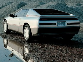 Ver foto 2 de Italdesign Ford Maya 1984