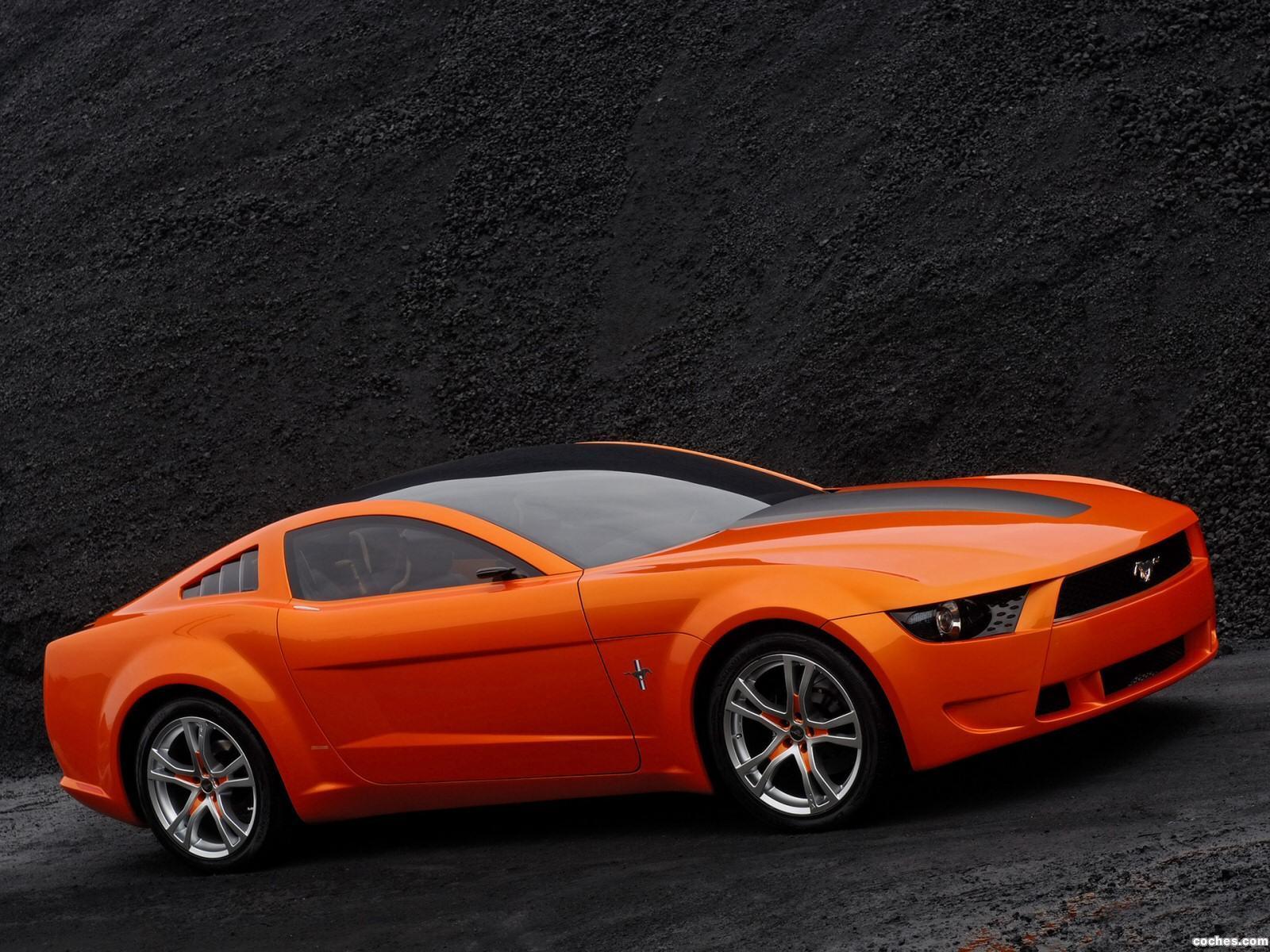 Foto 0 de Ford Mustang Concept Italdesign 2006