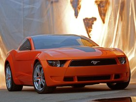 Ver foto 4 de Ford Mustang Concept Italdesign 2006