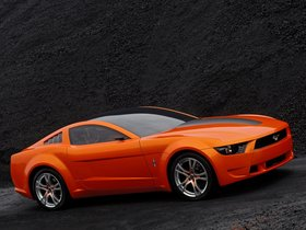 Fotos de Ford Mustang Concept Italdesign 2006