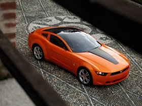 Ver foto 12 de Ford Mustang Concept Italdesign 2006