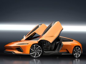 Fotos de Italdesign GTZero 2016