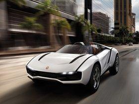 Ver foto 3 de Italdesign Giugiaro Parcour Roadster 2013