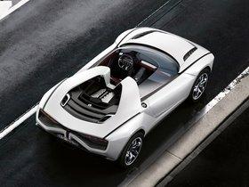 Ver foto 2 de Italdesign Giugiaro Parcour Roadster 2013