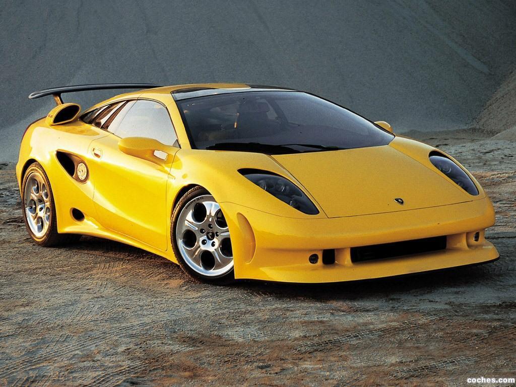 Foto 0 de Italdesign Lamborghini Cala 1995
