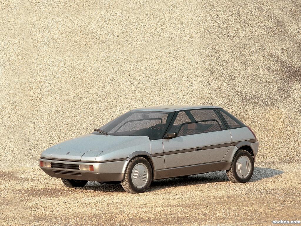 Foto 0 de Renault Gabbiano 1983