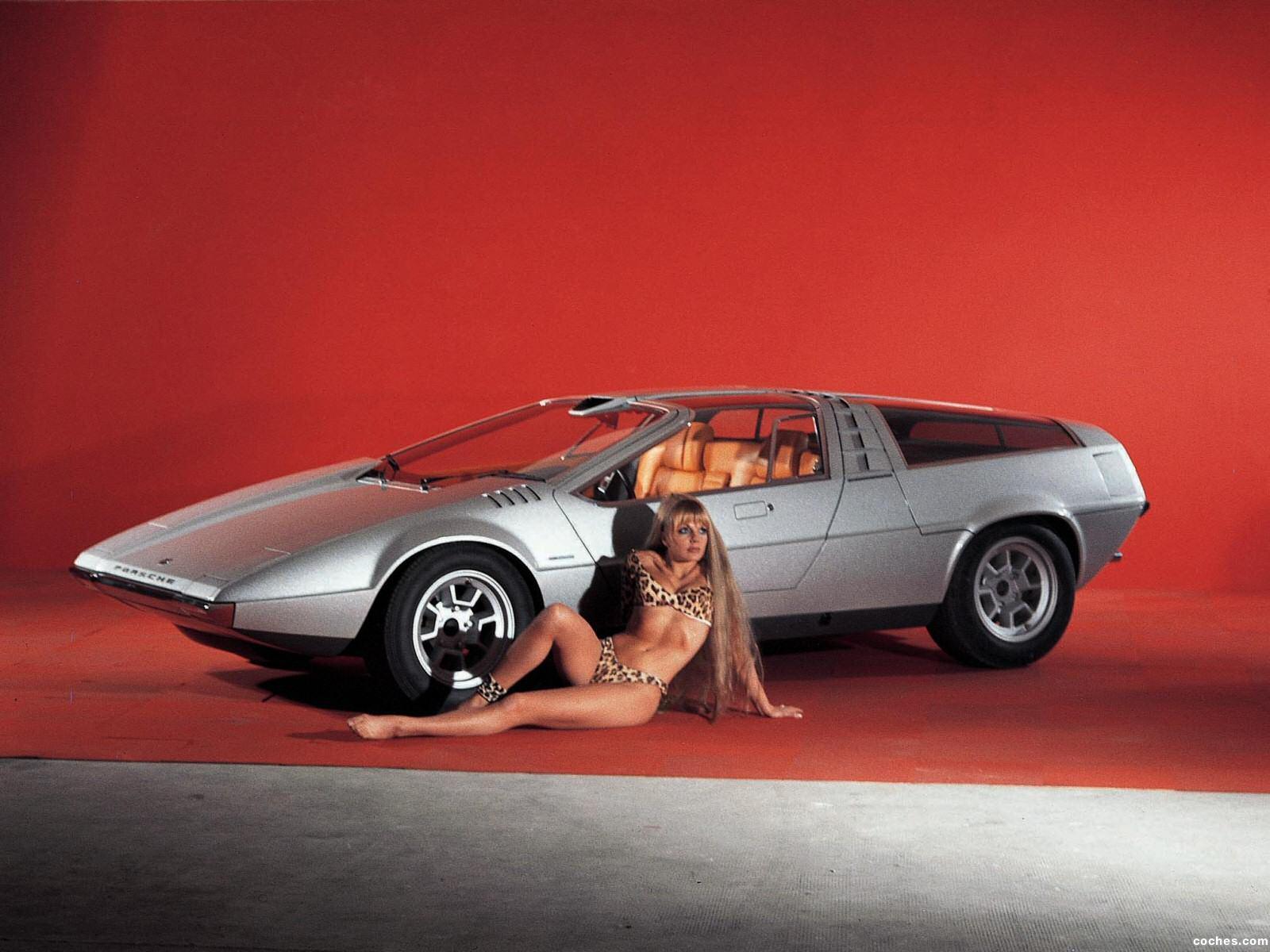 Foto 0 de Porsche Tapiro Italdesign 1970