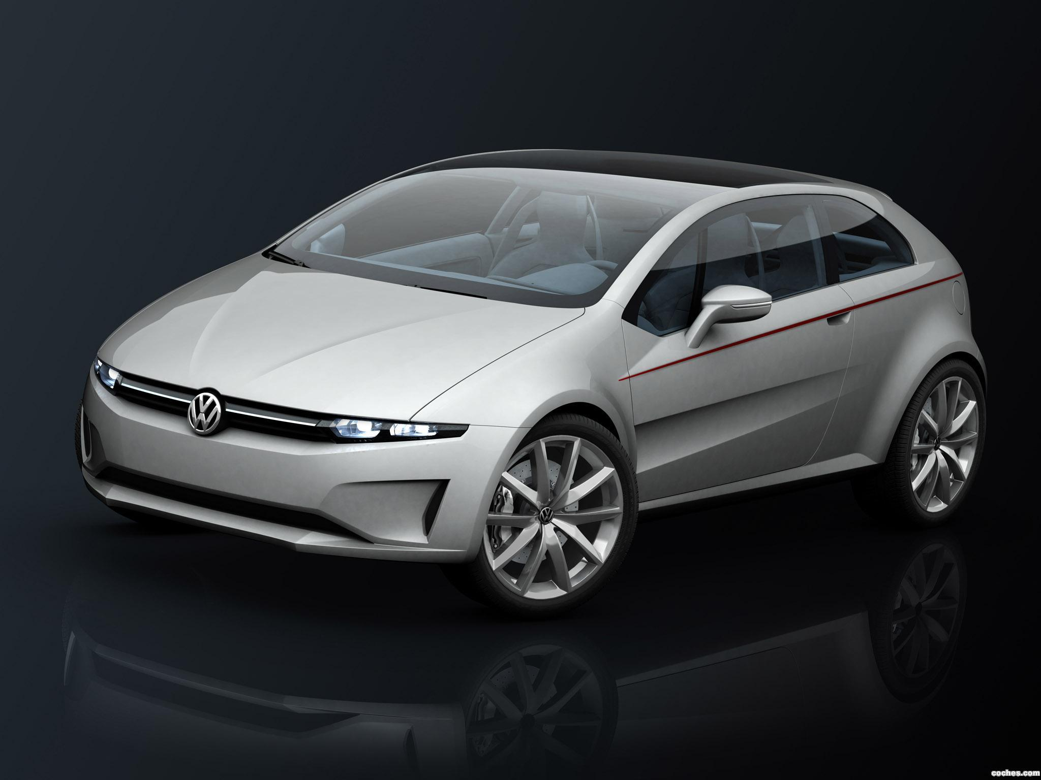 Foto 0 de Volkswagen Tex Concept Italdesign 2011
