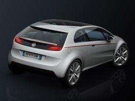 Ver foto 4 de Volkswagen Tex Concept Italdesign 2011