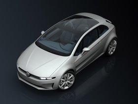 Ver foto 2 de Volkswagen Tex Concept Italdesign 2011
