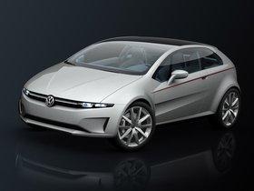 Ver foto 1 de Volkswagen Tex Concept Italdesign 2011