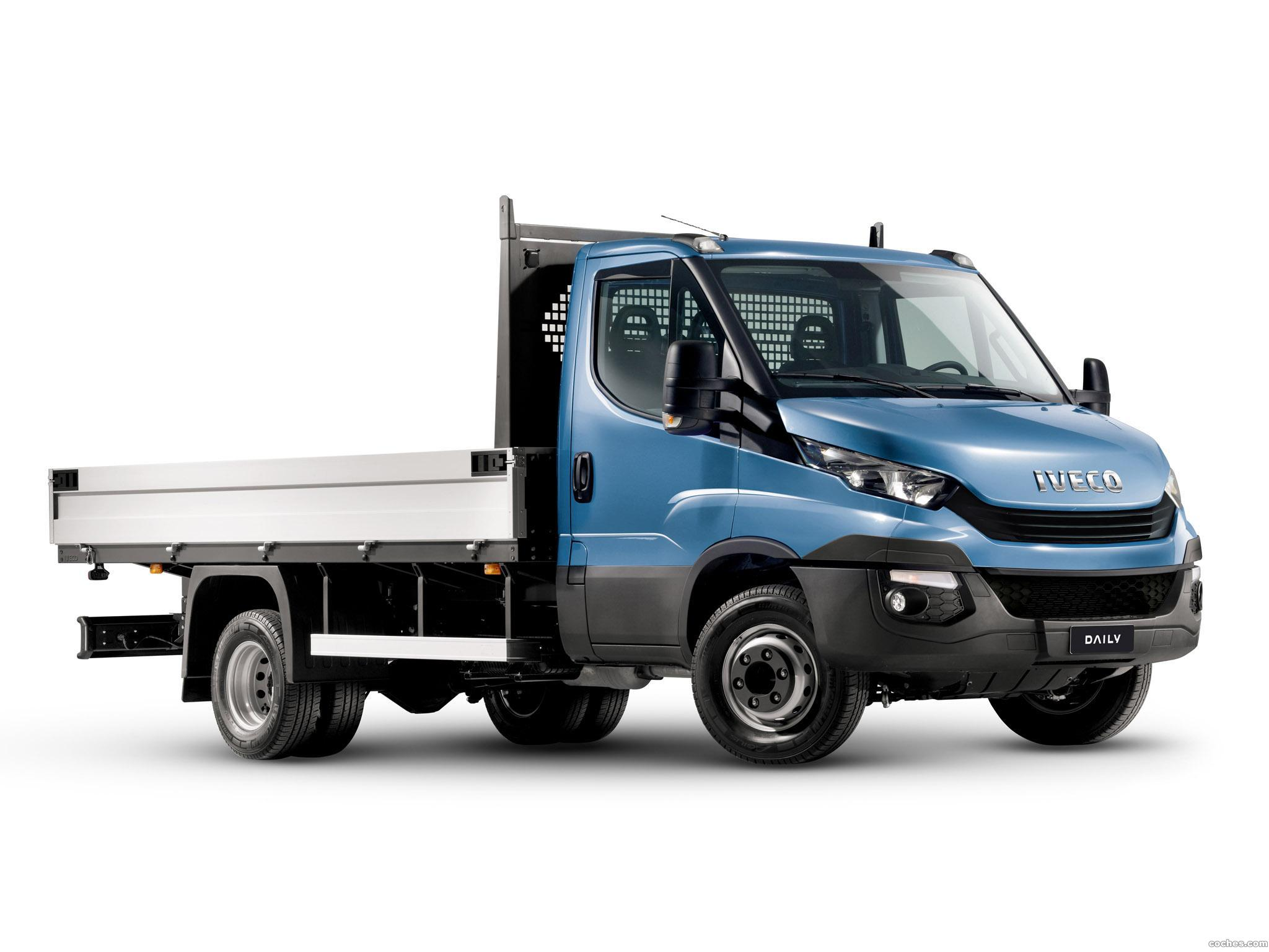 Foto 4 de Iveco Daily 70 Chassis Cabina 2016
