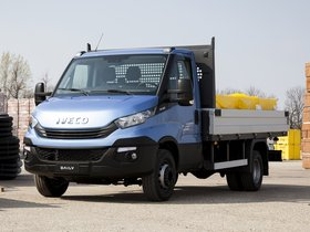 Ver foto 10 de Iveco Daily 70 Chassis Cabina 2016