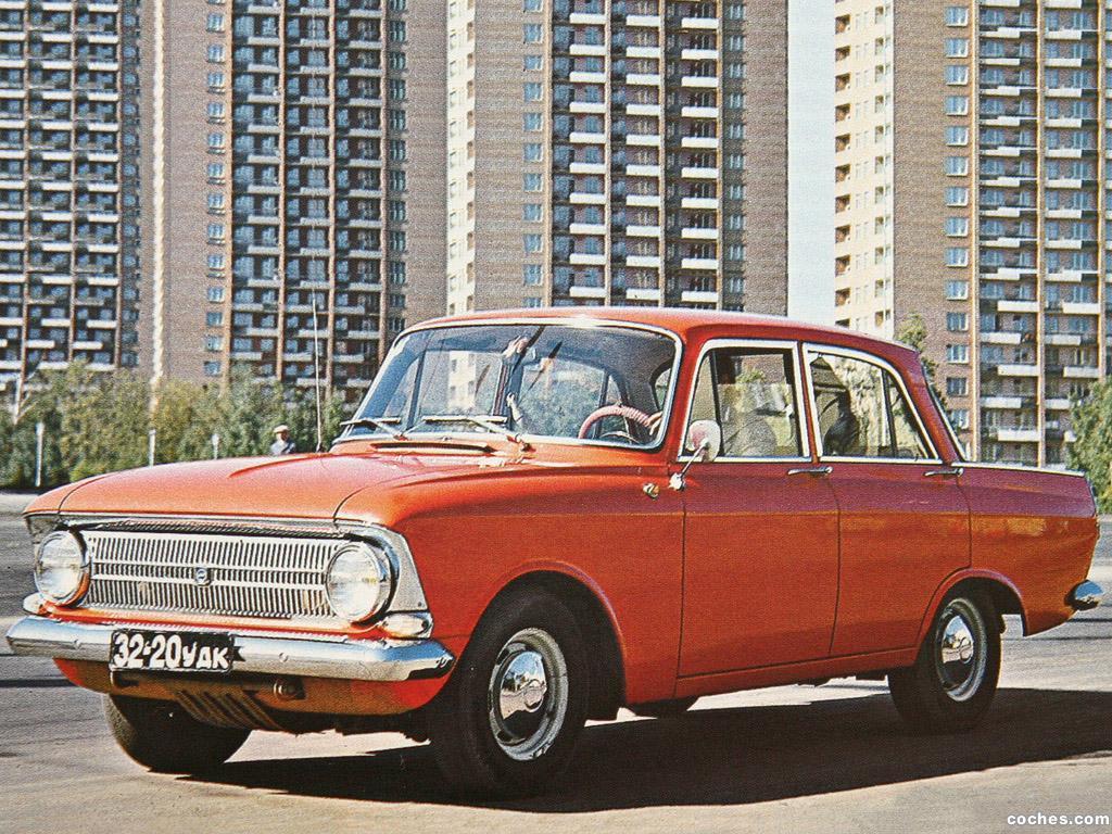 Foto 0 de IZS Moszkvics 412 1967
