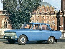 Ver foto 2 de IZS Moszkvics 412 1967