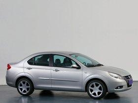 Ver foto 1 de JAC A138 Concept  2008