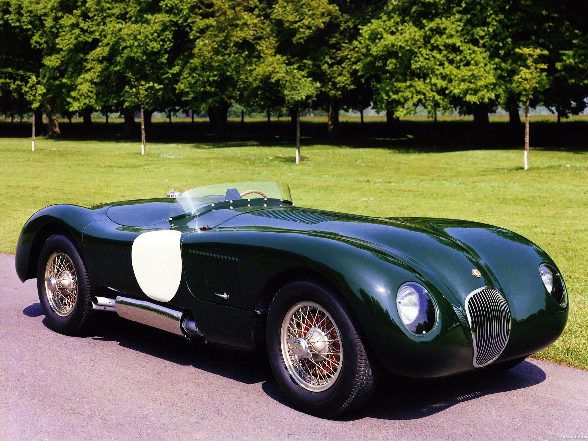 Foto 0 de Jaguar C-Type 1951