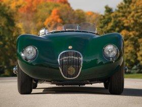 Ver foto 2 de Jaguar C-Type 1951