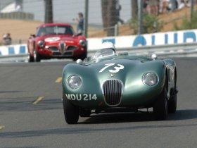 Ver foto 7 de Jaguar C-Type 1951
