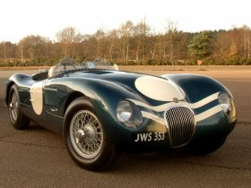 Ver foto 3 de Jaguar C-Type 1951