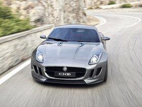 Ver foto 4 de Jaguar C-X16 Concept 2011