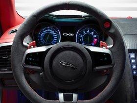Ver foto 16 de Jaguar C-X16 Concept 2011