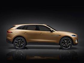 Ver foto 5 de Jaguar C-X17 5-Seater Concept 2013