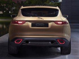 Ver foto 2 de Jaguar C-X17 5-Seater Concept 2013