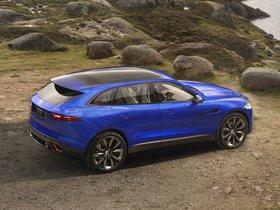 Ver foto 9 de Jaguar C-X17 Concept 2013