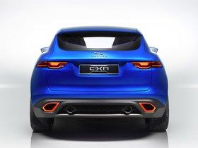 Ver foto 20 de Jaguar C-X17 Concept 2013