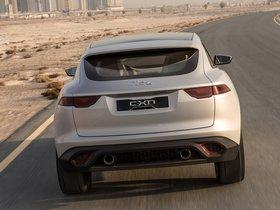 Ver foto 32 de Jaguar C-X17 Concept 2013
