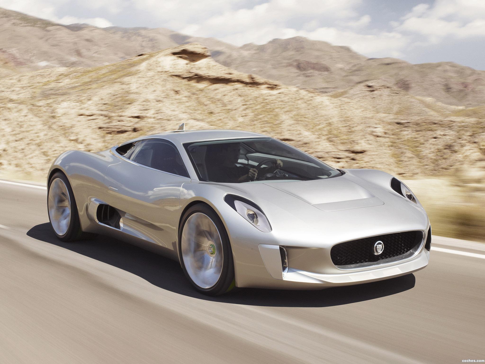 Foto 0 de Jaguar C-X75 Concept 2010