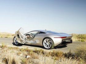Ver foto 24 de Jaguar C-X75 Concept 2010