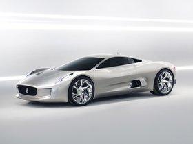 Ver foto 10 de Jaguar C-X75 Concept 2010