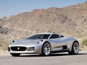 Ver foto 8 de Jaguar C-X75 Concept 2010