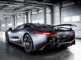 Ver foto 3 de Jaguar C-X75 Hybrid Prototype 2013
