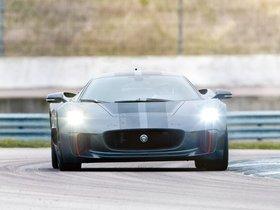 Ver foto 2 de Jaguar C-X75 Hybrid Prototype 2013