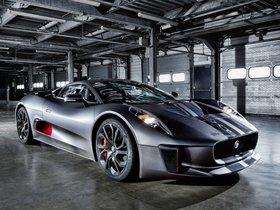 Ver foto 1 de Jaguar C-X75 Hybrid Prototype 2013