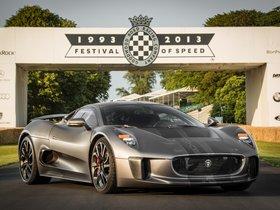 Ver foto 24 de Jaguar C-X75 Hybrid Prototype 2013